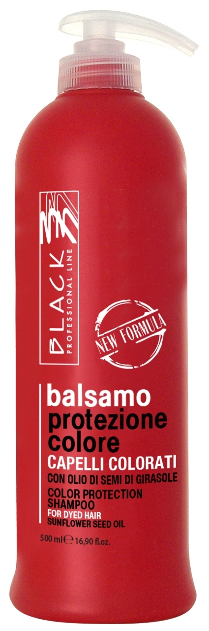 Black Colour Protection Conditioner Balzám pro barvené vlasy 500 ml