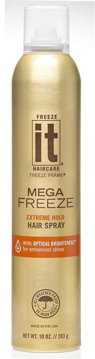 Freeze It Mega Freeze Hair Spray 283 g