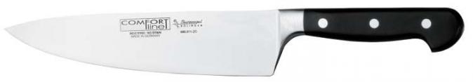 Kovaný kuchařský nůž Burgvogel Solingen 6860.911.20.0 řada COMFORT Line