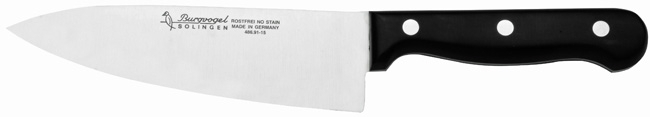 Planžetový nůž BURGVOGEL Solingen 4860.401.15.0 - kuchařský