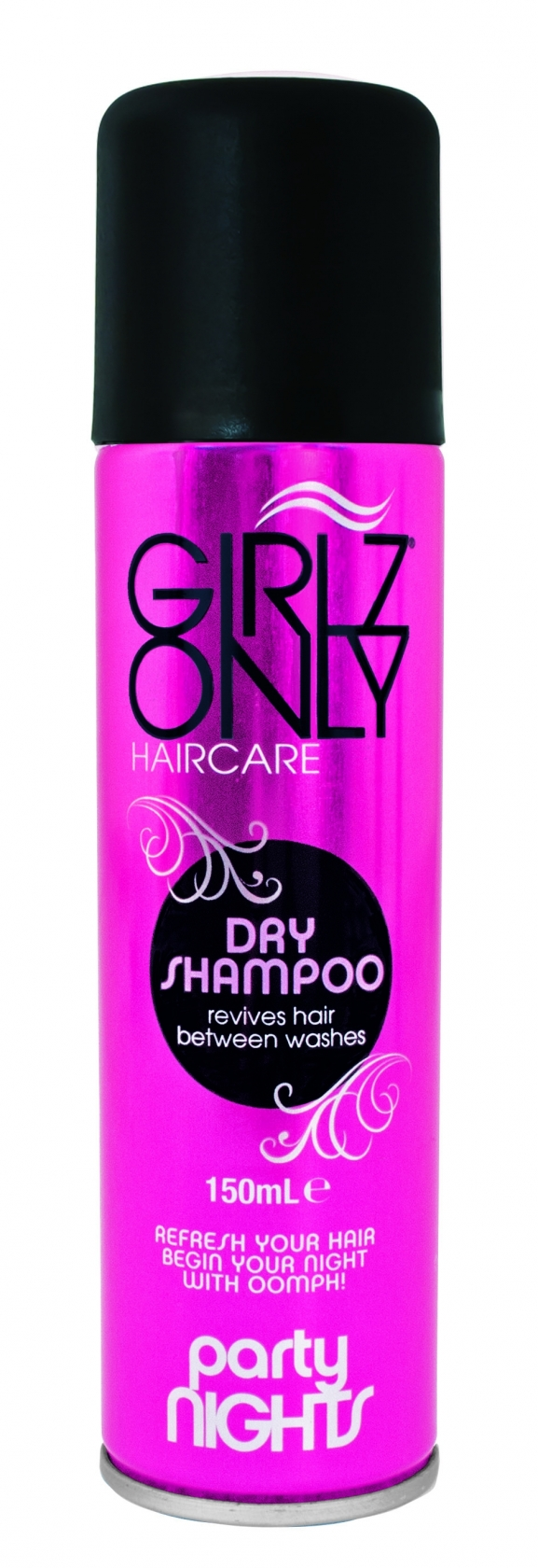 Girlz Only Party Nights 150 ml - suchý šampon