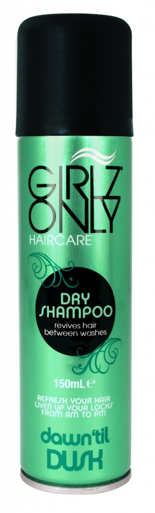 Girlz Only Dawn ´Til Dusk 150 ml - suchý šampon