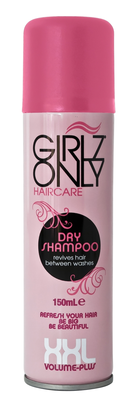 Girlz Only XXL Volume Plus 150 ml - suchý šampon