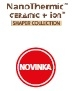 Olivia Garden NanoThermic ceramic + ion Shaper Collection SHS50 - kartáč na vlasy