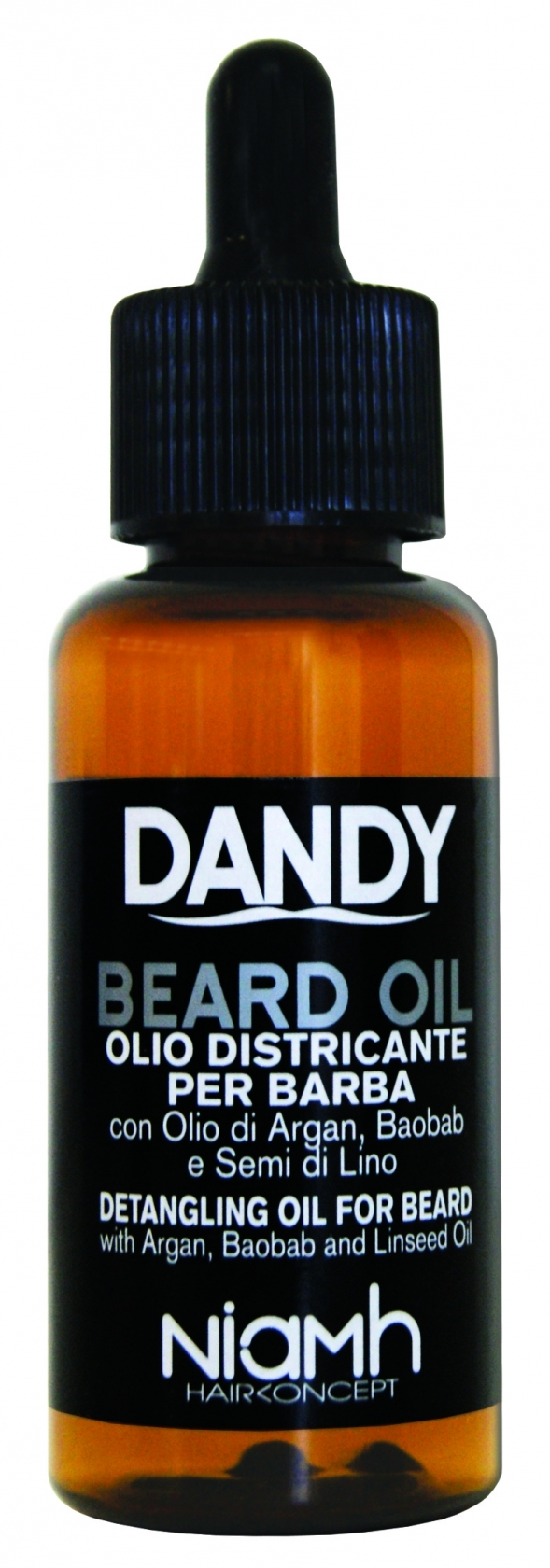 Dandy Beard Oil 70 ml - olej na bradu a vousy