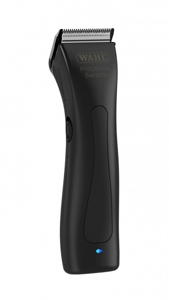 WAHL 4212-0471 BERETTO Stealth ProLithium - black superlehký
