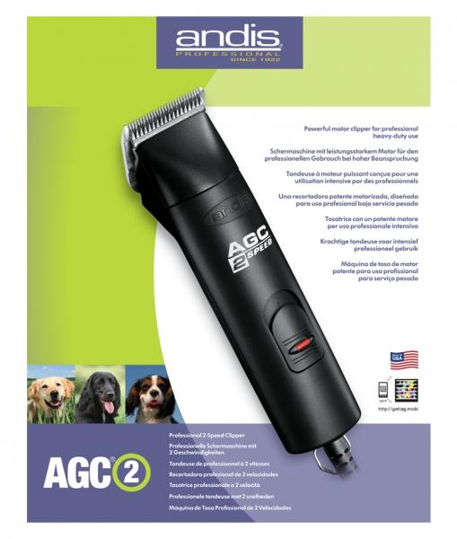 Andis - AGC 2 Speed