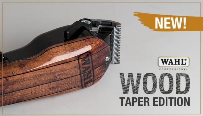 Wahl Wood Taper (Special limited edition)