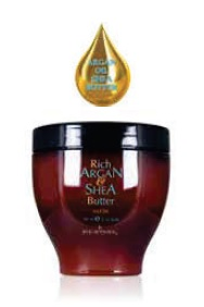 Argan & Shea Butter Mask