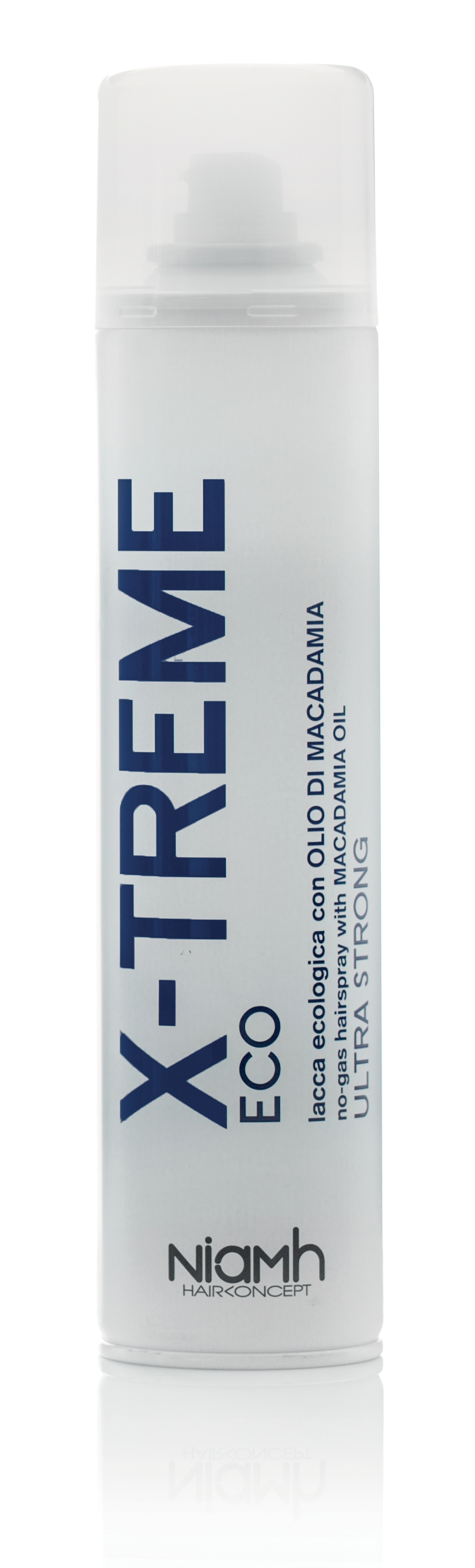 Niamh Hairkoncept X-Treme Eco No-gas Hairspray Ultra Strong 300 ml - ekologický