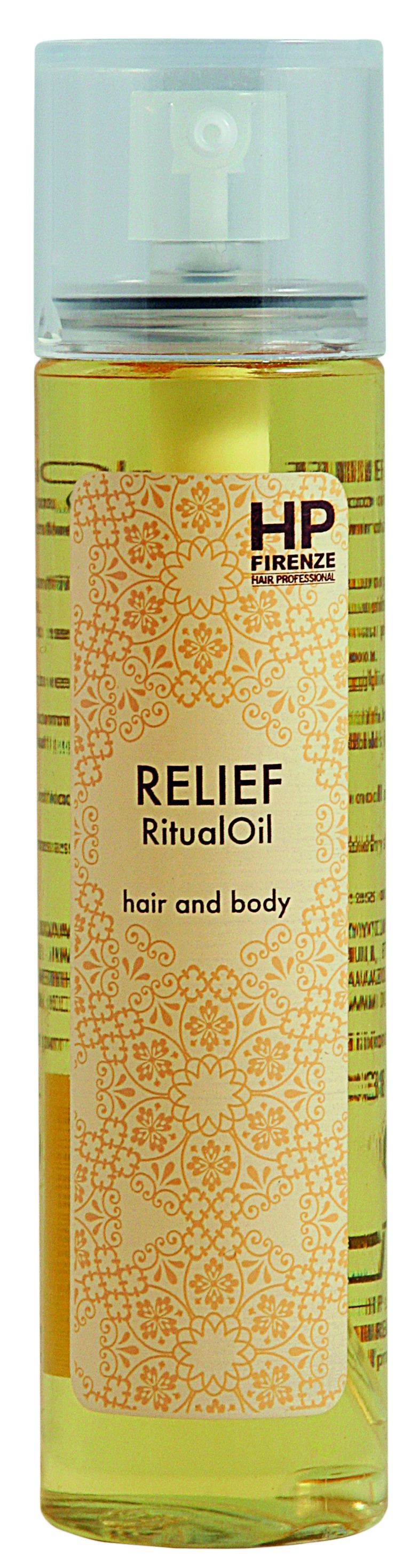 HP Relief Ritual Oil 100 ml