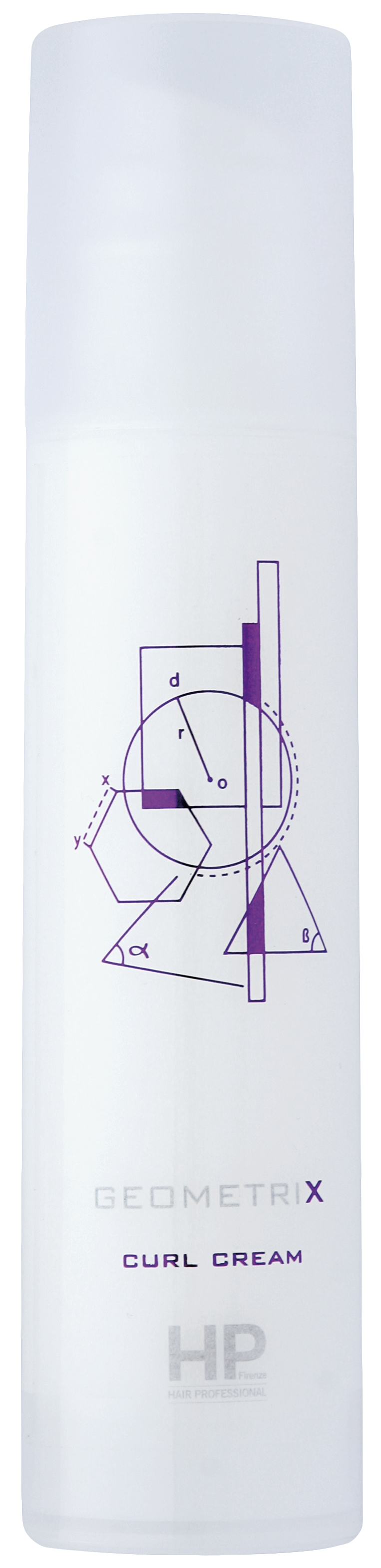 HP Geometrix Curl Cream 200 ml