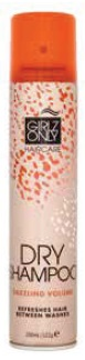 GIRLZ ONLY dry shampoo Dazzling VOLUME 200 ml - suchý šampon