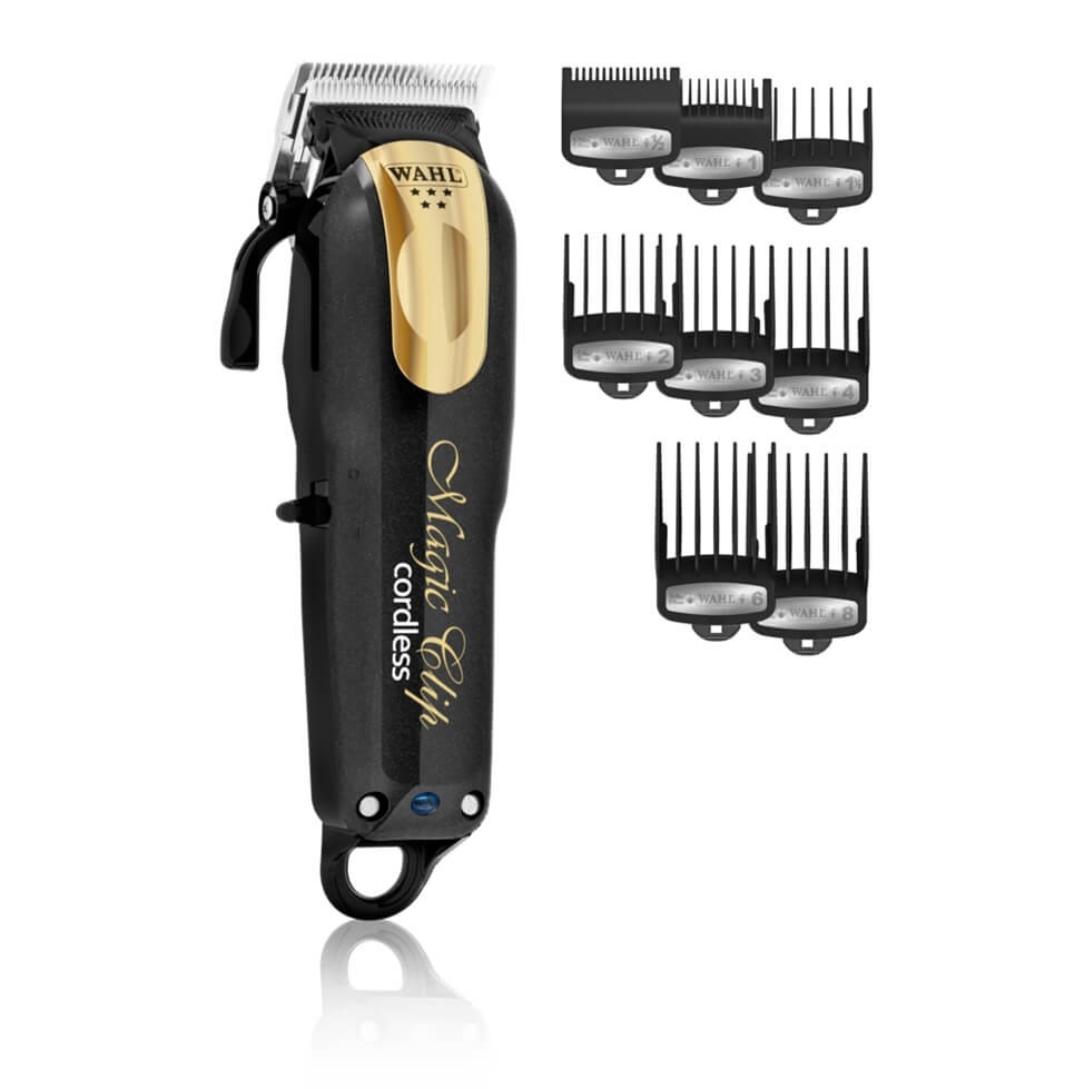 WAHL 08148-116 Magic Clip Cordless - Limited GOLD / Black Edition